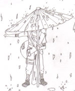gaara-raining blood