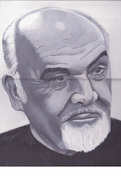 Sean Connery och hans j*vla rynkor