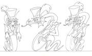 Character sheet Jack von Lockness