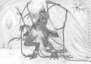 Demon-dragon