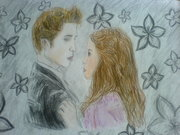 edward and bella- the prom