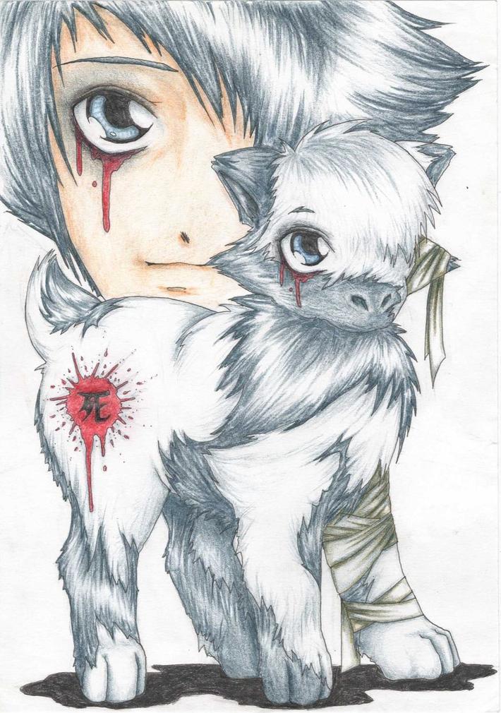 [Older art] Wolfie