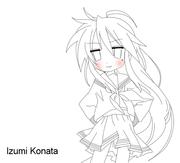 Konata Izumi - 泉こなた