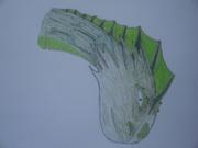Lungn grön drake