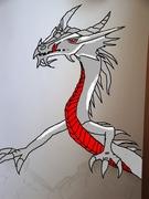 dragon of the black night