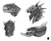 Dragon Heads 2