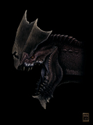 Drakhuvud 4