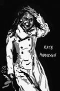 Kate Middleton Snabbporträtt