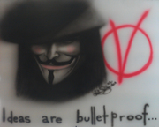 Ideas are bulletproof...