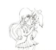yuri♥♥ love (>w<)