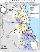 Schools, Poverty, Race, Chicago