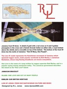 THIS IS INFO ON THE JAMAICAN BRACELET BY R.L.JONES