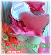 Majestique Girl Soaps in Box