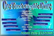 One Touch Graphic Dzine Flyer