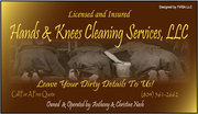 Hands & Knees Cleaning Service