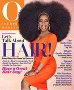 Oprah's Fabulous Big Natural Hair Cover
