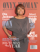 Onyx Woman Magazine 25th Anniversary