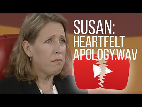 YouTube's Susan Wojcicki Apologizes After Demonetizing and Removing Hundreds of Channels