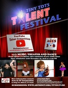 Tiny Tots Talents Youtube Competition