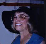150 pixels Me in 2002 and black hat