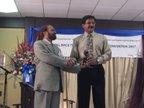 Idris Kothari with Dr. Shamsul Haq