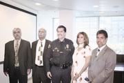 Adl IG Israr Ahmad & Acting Chief Of Police Mr ROBERT G. LUNA group photo with president FOP Mr Sarfaraz khan & Mr&Mrs Ahsan Majeed copy