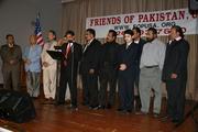 Sarfaraz Khan explain his FOP program at Sacramento, CA