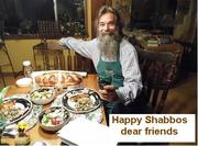 Happy Shabbos