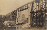 Raritan River Railroad Trestle