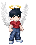 Tim as an Angel
