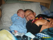 Two of my grandsons