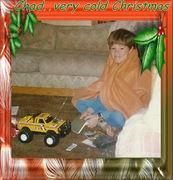 Chad at Christmas