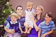Last family photo