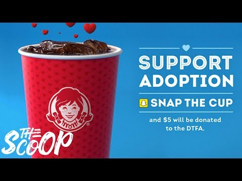 Wendy's Is Raising Money For Adoption, Not Abortion
