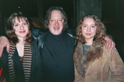 Bill and the daughters, 2005