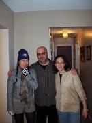 Rachel Z' , Tim & Sweet Sue- hangin'.