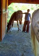 Me and a horses ass ;-)