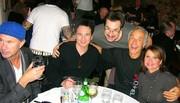 Buddy Rich Memorial Concert - Dinner