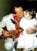Stan & Granddaughter Katie McGovern