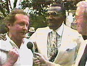 GETZ AND ELVIN FROM AN INTERVIEW FOR CNN 1982, NYC