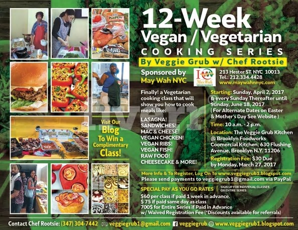 Veggie Grub New Flyer (2)