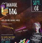 VEGAN BARBECUE FRIDAY SEPT. 8 6PM 138 SAINT JAMES PLACE BKLYN, NY 11238 RSVP A MUST 718-783-3465
