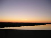 WINTER SUNSET in Florida