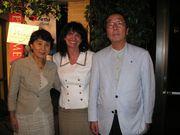 Katzutama Emoto, Lanis Chidel, Dr. Masaru Emoto