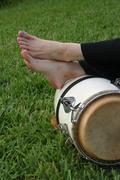 feet conga