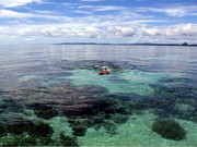 seram snorkel