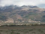 At the foot of Bolkan Mountain