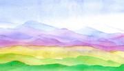 New Mexico watercolor