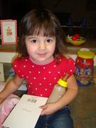 my little girl Zia