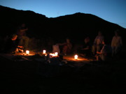 Dinner with the Bedouin, Sinai, Egypt